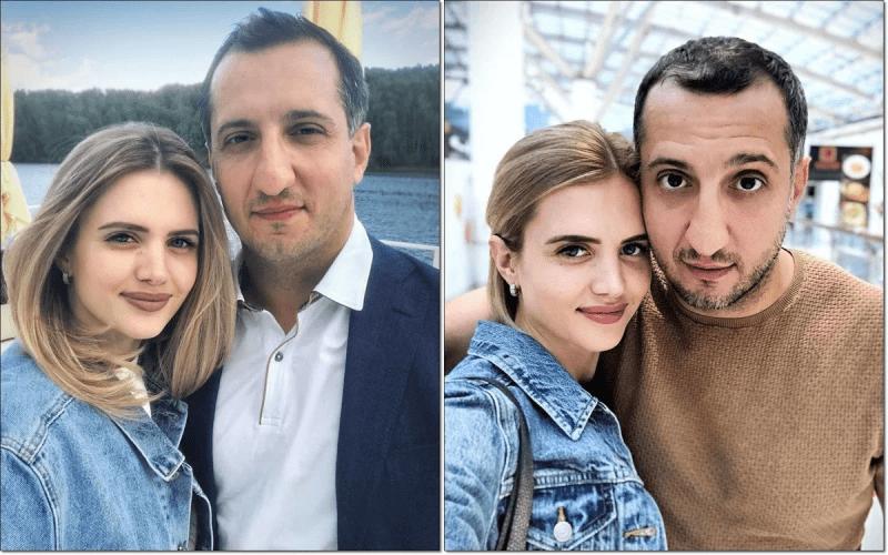 Кто по национальности и как выглядит жена актера Арарата Кещяна?