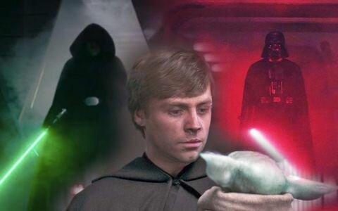 Люк такой же, как и Дарт Вейдер. Доказано в сериале Мандалорец
