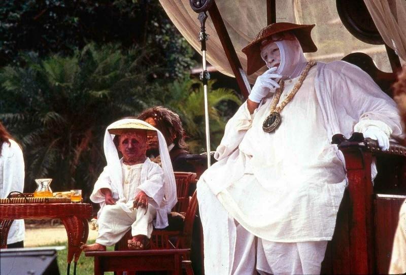 Опасные игры в Бога на «Острове доктора Моро»