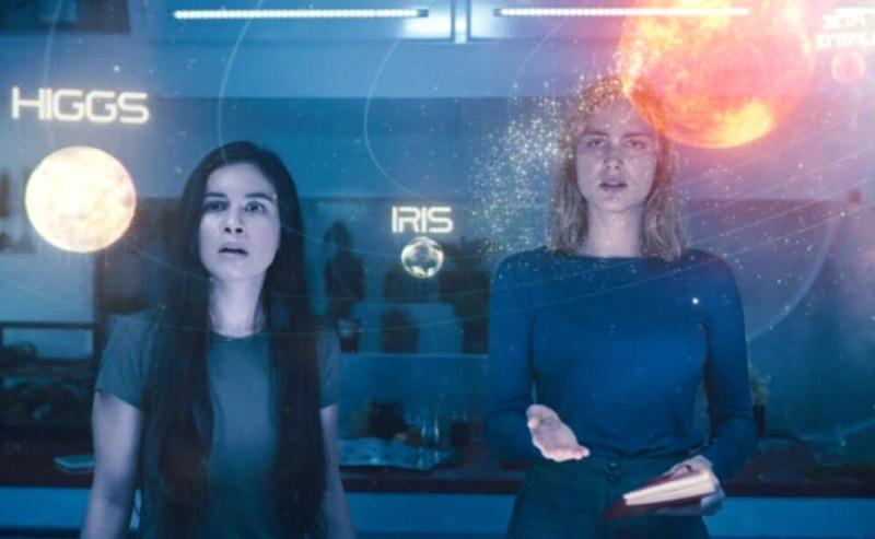 По-настоящему жуткий космический сериал 2018 года, снятый в стиле «Пандорума» и «Чужих»