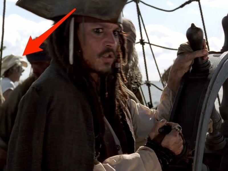 12 странных ошибок в знаменитых фильмах, которые заметили зрители
