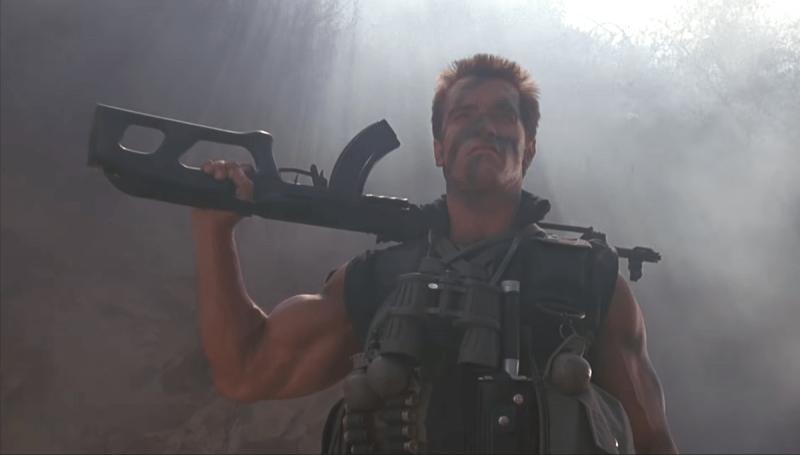7 любопытных заблуждений связанных с оружием в фильмах - знаете их?