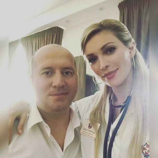 Актриса сыгравшая медсестру в «Полицейский с Рублёвки 5» которую так мечтал добиться полковник Яковлев