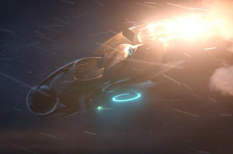 Новейший фантастический сериал «Засланец из космоса» (2021) покажет как надо выживать на чужой планете