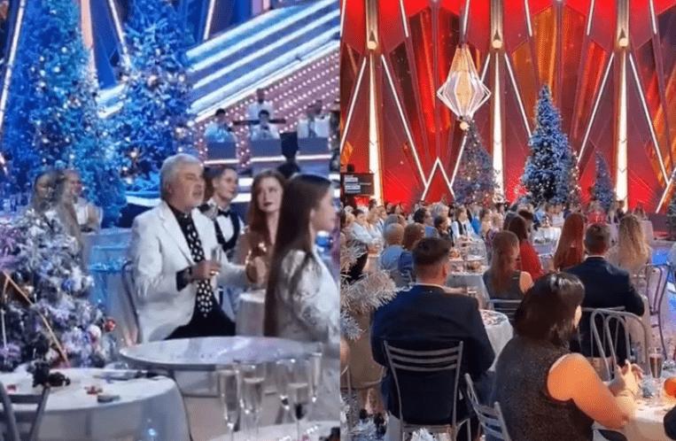 """Обратная сторона новогодних """"Голубых огоньков"""" глазами массовки"""