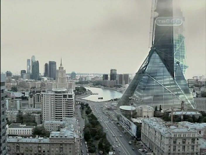 Один из лучших мрачных сериалов современной России