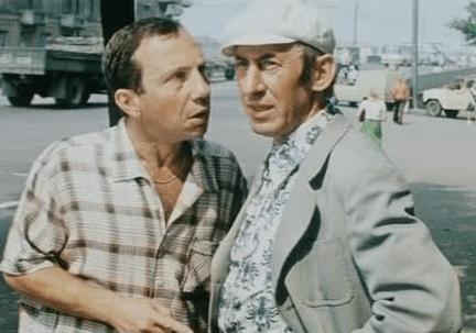 Последний советский фильм с Савелием Крамаровым оказался критикой системы