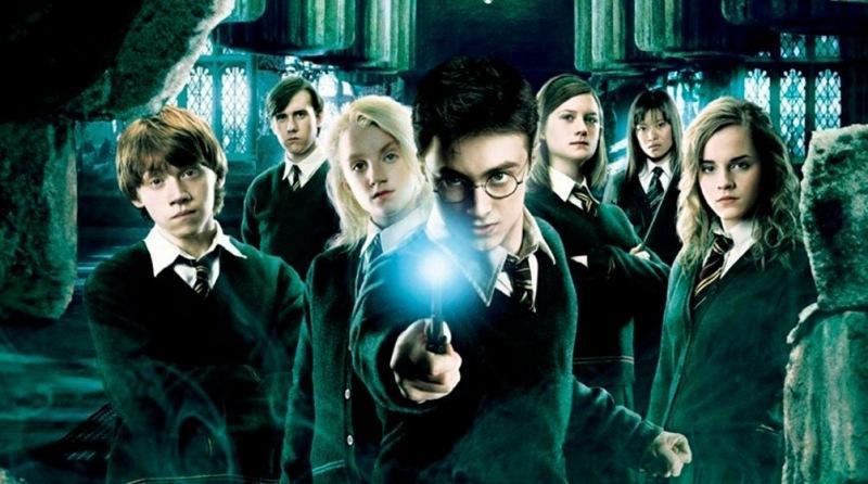 Секреты Гарри Поттера. О чем умолчали фильмы V