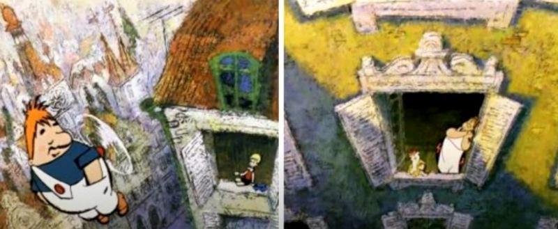 Странности и ляпы в советских мультфильмах