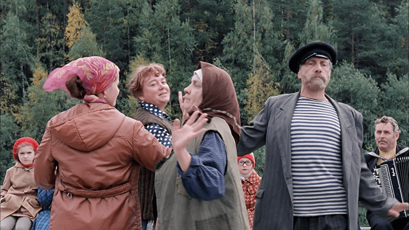 """Предложила подруге из Италии посмотреть наше кино """"Любовь и голуби"""": ее оценка фильму"""
