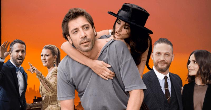 Служебный роман: 5 актерских пар, чей роман завязался на съемках