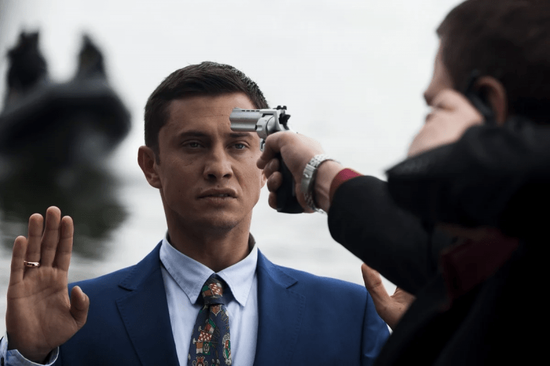 Второе актерское дыхание Павла Прилучного.