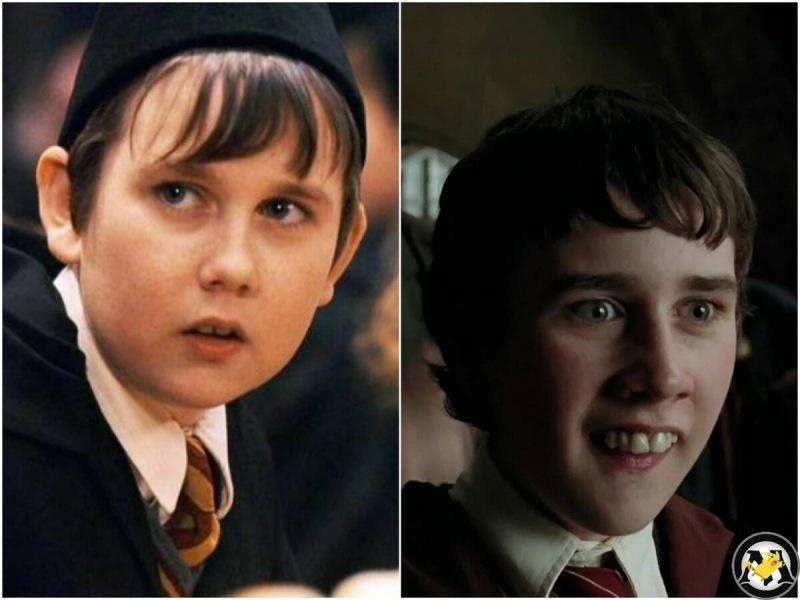 Жертвы, на которые пошёл Невилл Долгопупс на съёмках Гарри Поттера