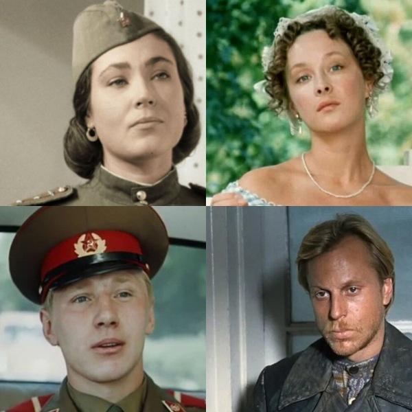 Кто из актеров сыграл во всех этих фильмах. Сложный тест для ЗНАТОКОВ советской классики Часть 2