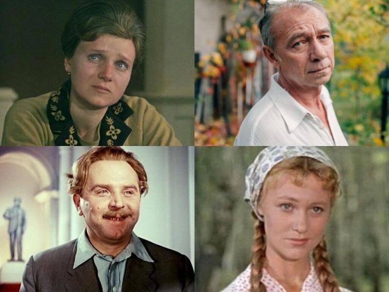 Назови фильм по трем актерам сыгравшим в нем. Сложный тест из 15 вопросов, для любителей советской классики