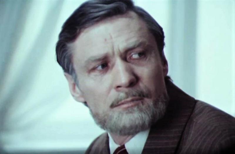 Последняя большая роль Вадима Спиридонова в фильме, где играют одни звезды