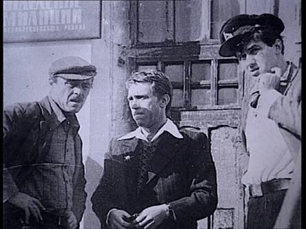Редкие кадры со съёмок советских фильмов.