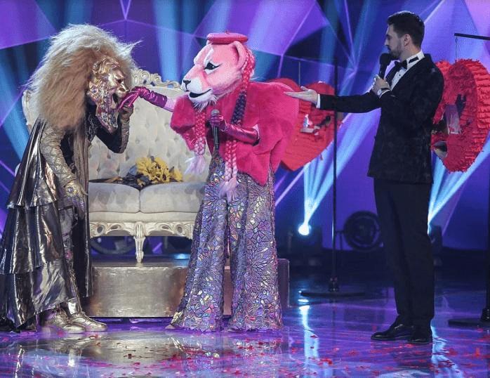 Шоу Маска: Розовая Пантера следующая на вылет? Новое точное расследование Маски