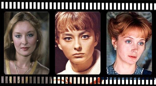 Сможете угадать 10 советских актрис по 3 фильмам, в которых они снимались? КиноТест