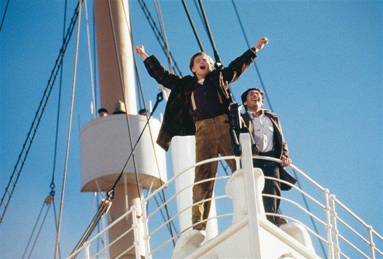 «Титаник». Интересные и неизвестные факты со съёмочной площадки
