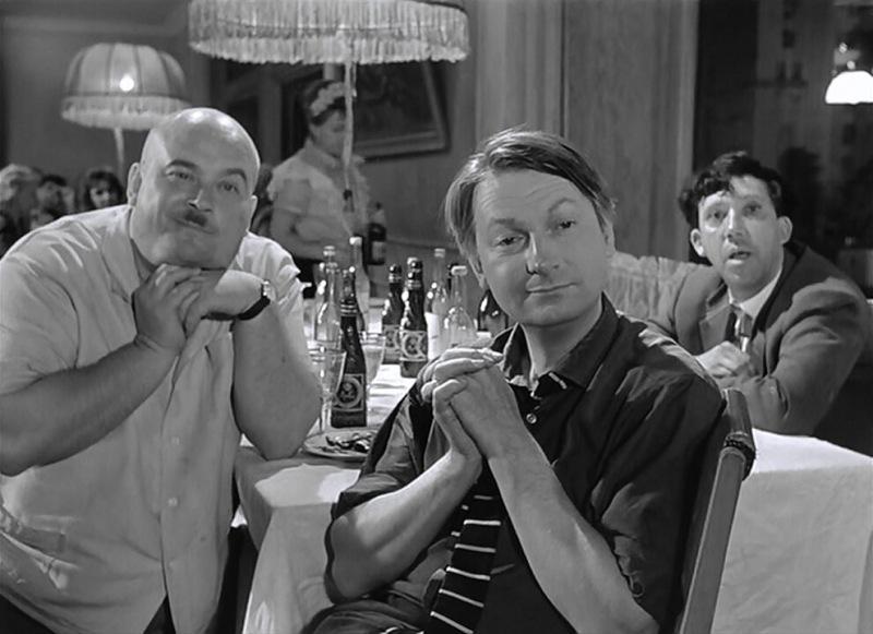 В каком из фильмов Эльдара Рязанова вы могли слышать эту фразу или диалог? Тест из 11 вопросов