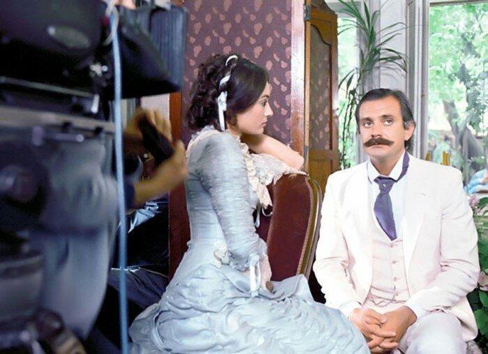 """Как снимали фильм """"Жестокий романс"""": интересные факты и происшествия на съёмках"""