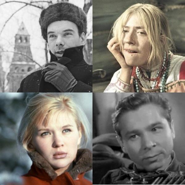 Какой актер не снимался в советском фильме. Интересный и сложный тест для ЛЮБИТЕЛЕЙ советского кино часть 2