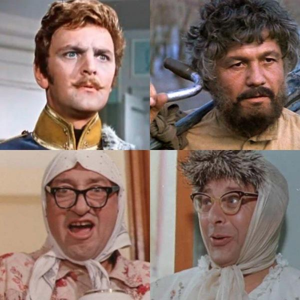 Кто из актеров сыграл во всех этих фильмах. Сложный тест для знатоков советской классики Часть 3