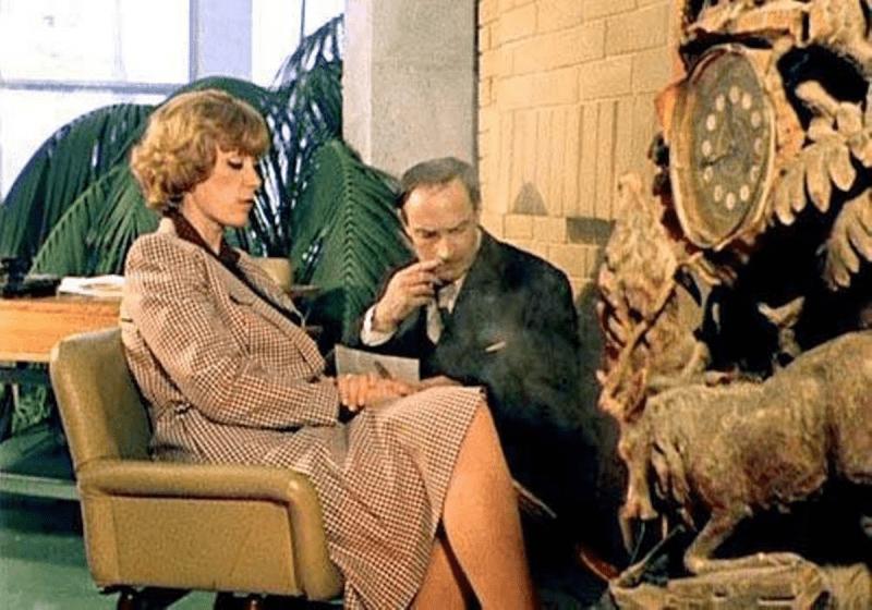 Странный эпизод советской киносказки «Чародеи».