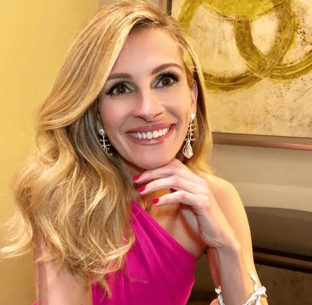 Джулия Робертс: 5 фактов из жизни актрисы с самой узнаваемой улыбкой