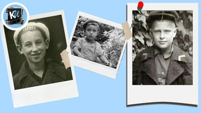 КиноТест «Детские фото»: угадайте 10 советских актеров по их детским фотографиям
