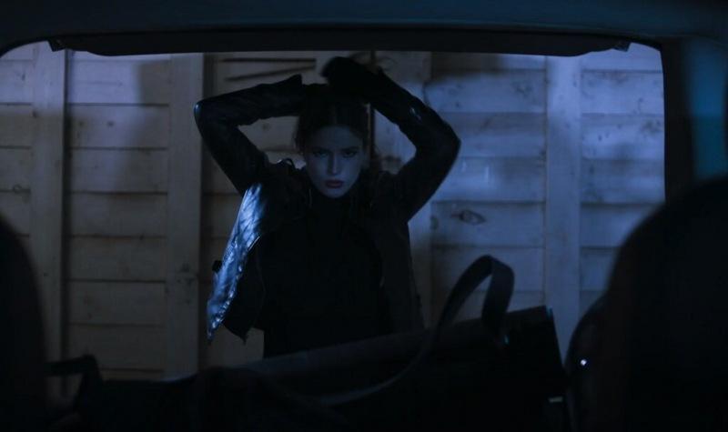 «Маскарад» новый криминальный триллер с Беллой Торн