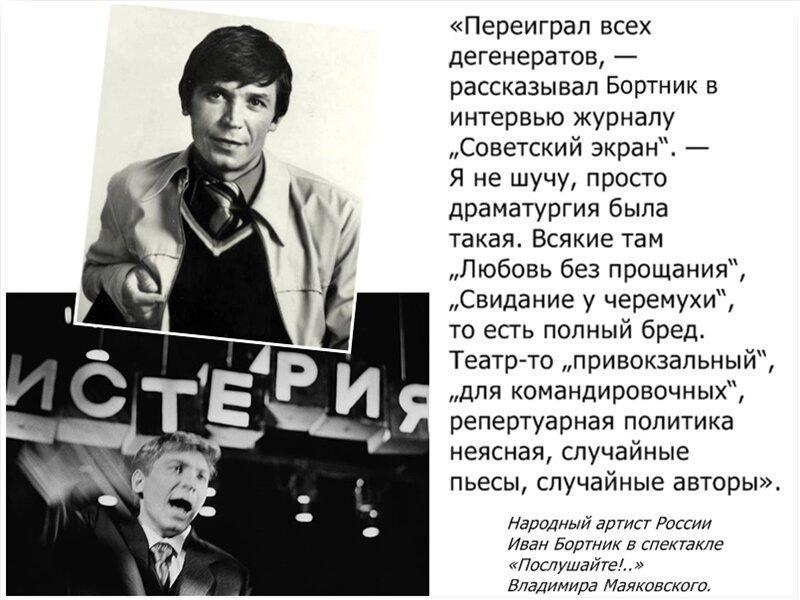 Не только Промокашка! Какими образами запомнился актёр Иван Бортник?