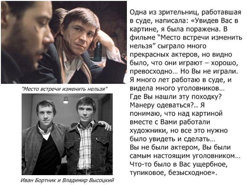 Не только Промокашка! Какими образами запомнился Иван Бортник?
