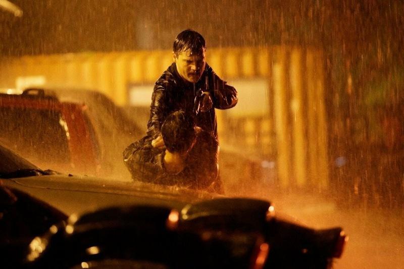 «Полночь на злаковом поле» новый криминальный триллер