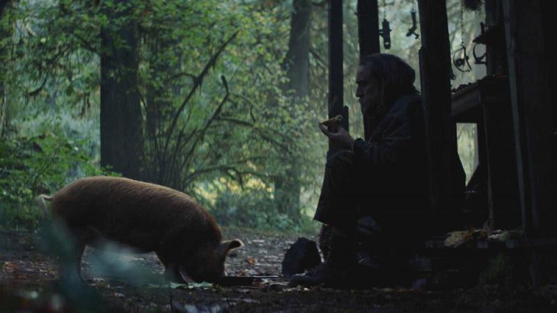 «Свинья» новый драматический триллер с Николасом Кейджом
